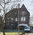 Köln-Longerich, Hofanlage Bergheimer Höfe, Wohnhaus, Bergheimer Weg 23, Denkmalnr. 1525.jpg