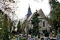 Kötzschau (Leuna), die Dorfkirche und der Friedhof.jpg