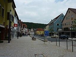 Hauptstraße in Künzelsau