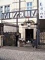 Křižovnické náměstí, křižovnický klášter, muzeum Karlova mostu.jpg