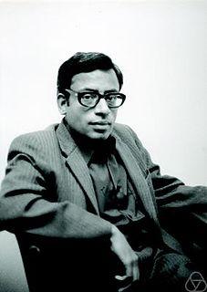 K. R. Parthasarathy (probabilist) Indian probabilist (born 1936)