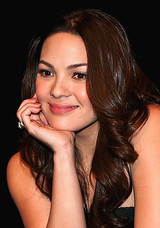 KC Concepcion - Concepcion at her US concert press conference, November 2010