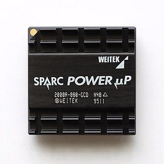 Weitek - Weitek SPARC Power µP
