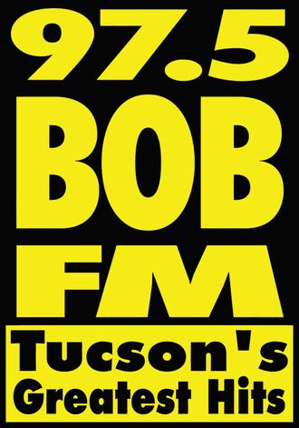 KSZR - Former logo under the Bob FM branding