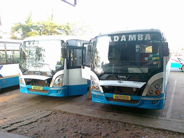Kadamba Tata Marcopolo Starbus Ultra Ac Deluxe