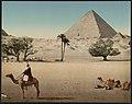 Kairo, la Grande Pyramide LCCN2017658153.jpg