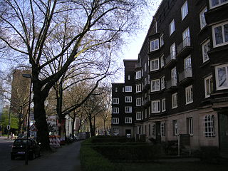 locality of Düsseldorf, Germany