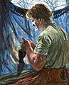 Kalivoda Embroidering Girl.jpg