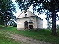 Kalwaria Zebrzydowska - Kaplica Apostołów Triumfujących - Wniebowzięcie Matki Boskiej III AL04.jpg