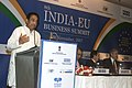 "Kamal Nath delivering the keynote addressing at the Closing Session of 8th India-EU Business Summit ""Technology and Innovation for Sustainable Development"", organised by the Confederation of Indian Industry (CII).jpg"