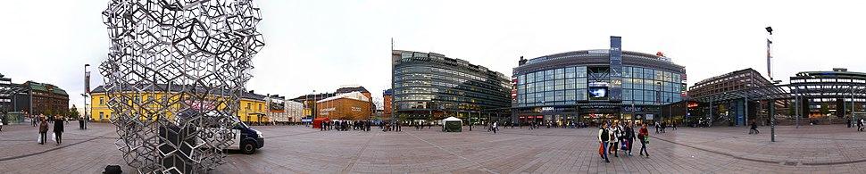 Kamppi Center Panoramic