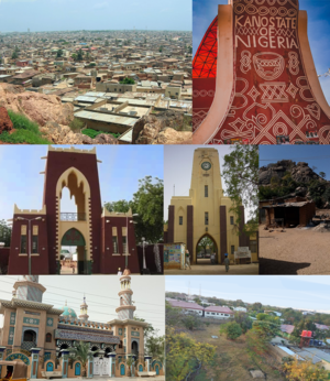 Kano State collage.png