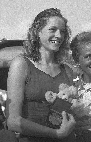 Karen Harup - Karen Harup in 1947