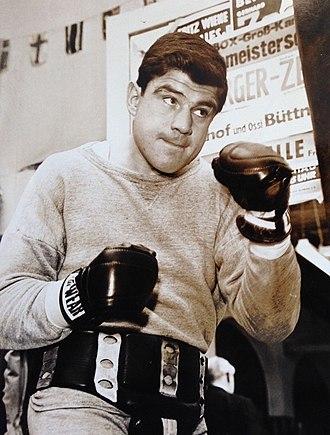 Karl Mildenberger - Mildenberger in 1966