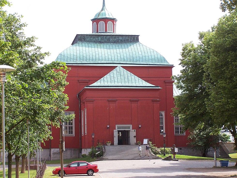 Bredgatan 5A Blekinge ln, Karlskrona - omr-scanner.net