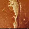 Kasei Valles, colour view of Northern branch ESA218924.tiff