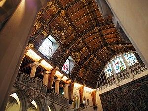 De Haar Castle - Interior of the main hall