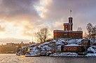 Kastellet citadel on Kastellholmen Stockholm 2016 02.jpg
