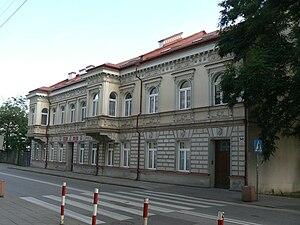 University of Białystok - Faculty of Theology (ulica Warszawska 50)