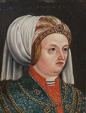 Leopold I, Duke of Austria - Catherine of Savoy