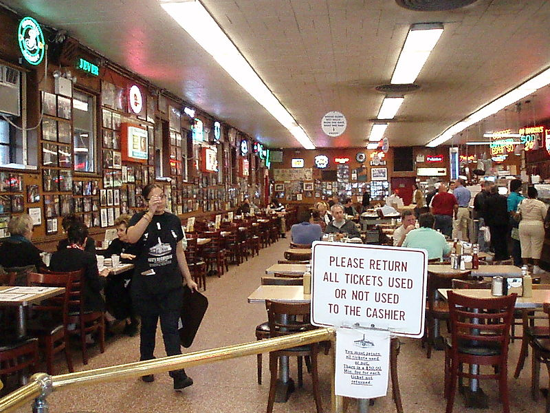 Katz's Delicatessen Inc - Restaurant - 205 E Houston St, New York, NY, United States