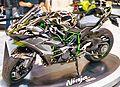 Kawasaki Ninja H2 mirror left front 1.JPG