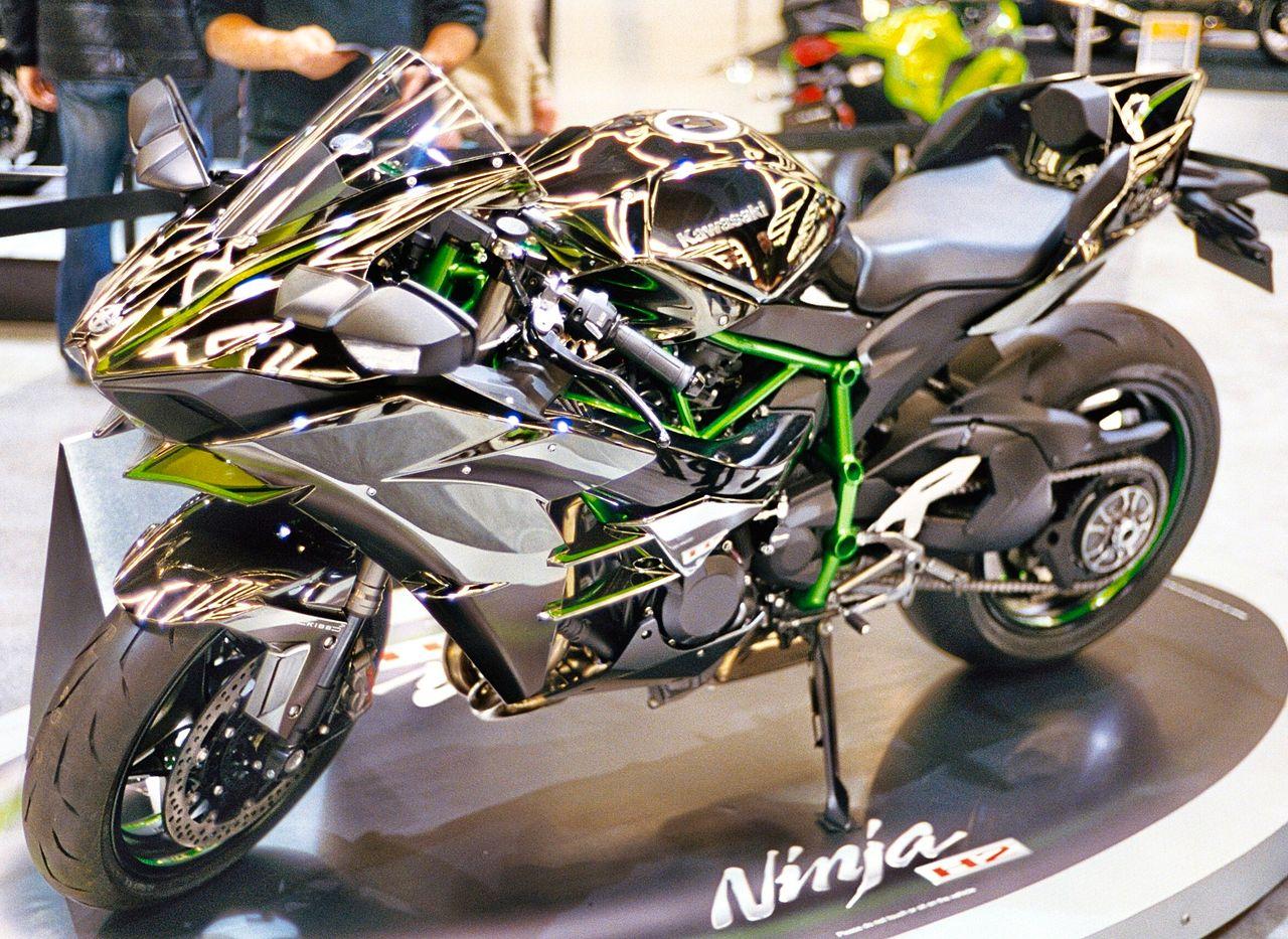 Kawasaki Ninja Left Mirror
