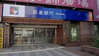 KGI Bank A bank of Taiwan