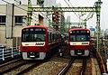 KeikyuN1000 in Shinagawa.jpg