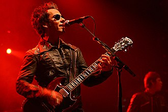 Post-Britpop - Kelly Jones of Stereophonics performing in Hamburg, Germany in 2007