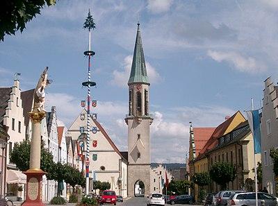 Kemnath Stadtplatz 2015.JPG