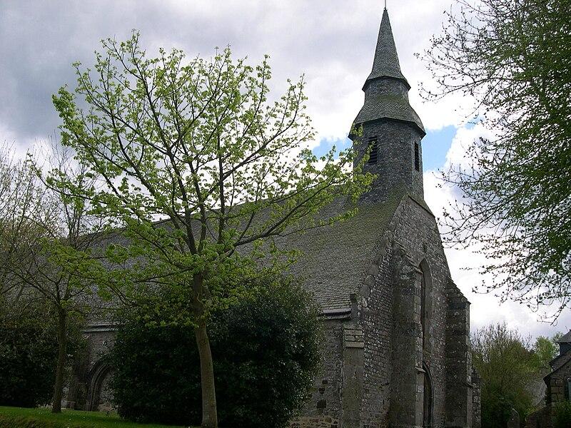 Chapelle de Kermaria an Iskuit