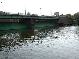 Kettwig - Kettwig reservoir