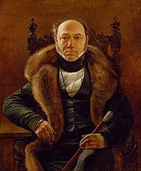Portret Mikołaja Malinowskiego