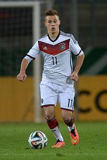 Terza Maglia FC Bayern München Joshua Kimmich