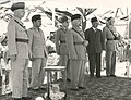 King Abdullah on Jordan Independence day, 25 May 1946.jpg