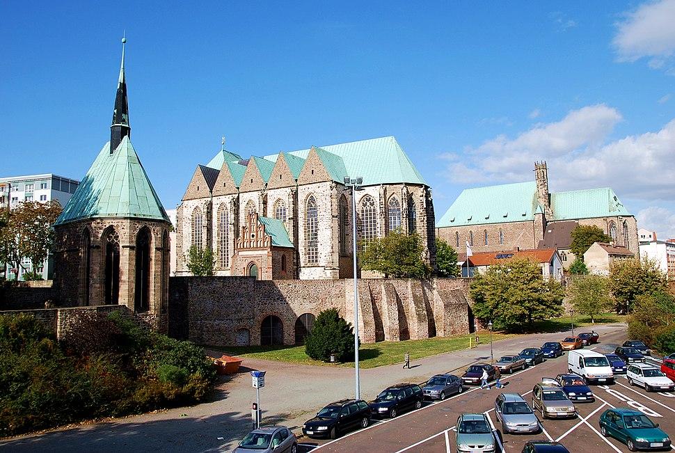 Kirchentrio Magdeburg