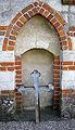 Kirke Skensved Kirke Roskilde Denmark memorial.jpg