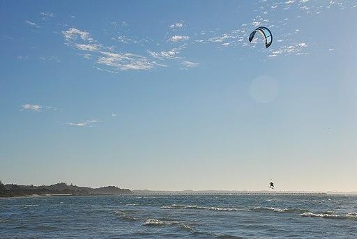 Kitesurfing Rye Australia