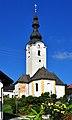 Klagenfurt Woelfnitz Tultschnig Filialkirche Heiliger Johannes Baptist 16082009 251.jpg