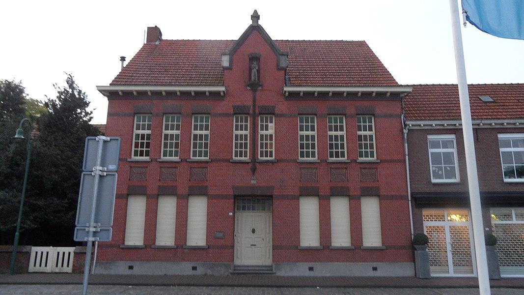 Klooster van de zusters franciscanessen baarle-hertog