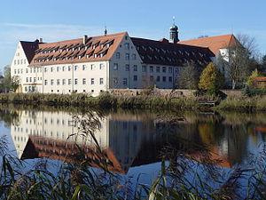Wald, Baden-Württemberg - Wald monastery