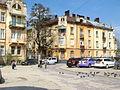 Kniazia Swiatoslawa sq. (Lviv).JPG