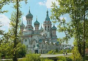 Kloster des Heiligen Wladimir