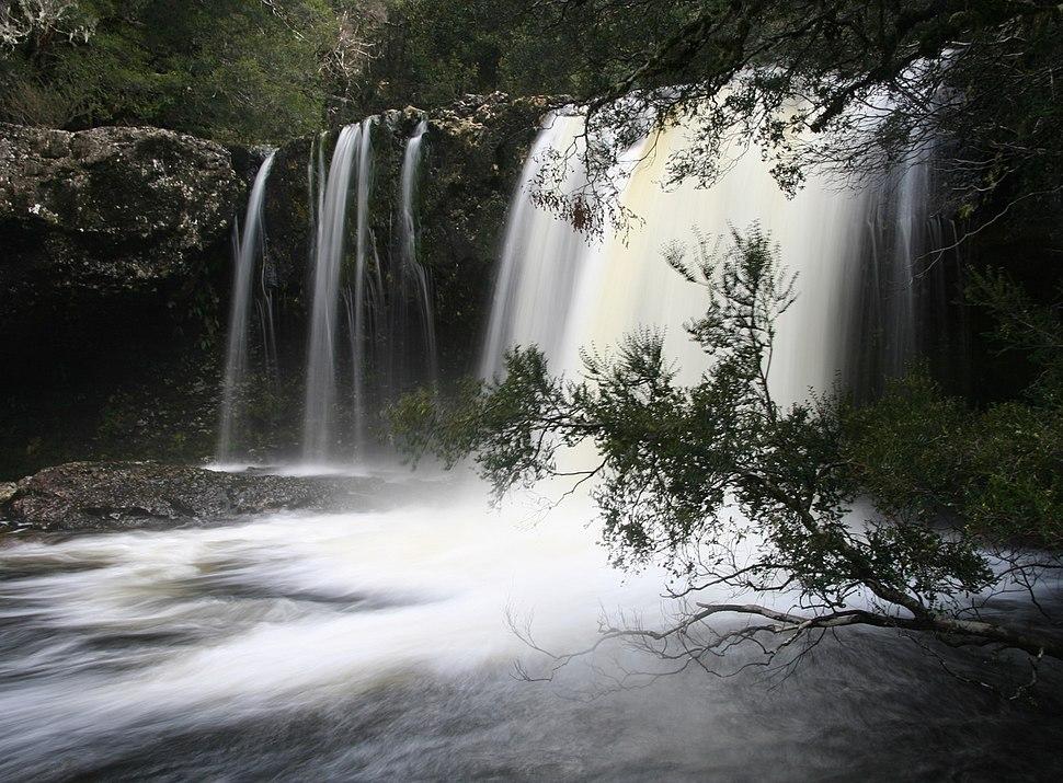 Knyvet Falls, Tasmania