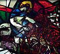Koblenz, Jezuïetenkerk, gebrandschilderd venster Jezus als Goede Herder.jpg