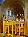 Koekelberg Basilique Nationale Sacré-Coeur Innen Langhausaltar 2.jpg