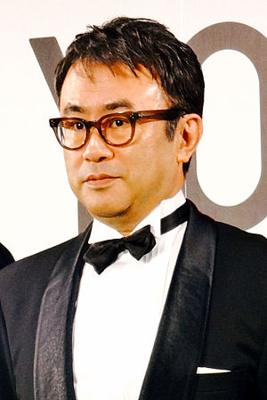 Kōki Mitani - participated in the Opening Event of the Tokyo International Film Festival (October 17, 2014)