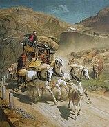 Koller Gotthardpost 1873