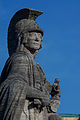 Kolossalfigur der Pallas Athene von Franz Drexler - Maximiliansbrücke.jpg